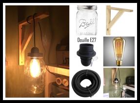 Créer sa lampe bocal